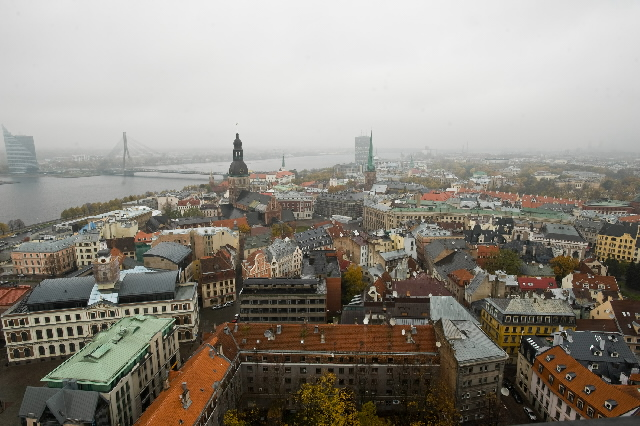 The capitals of the EU: Riga