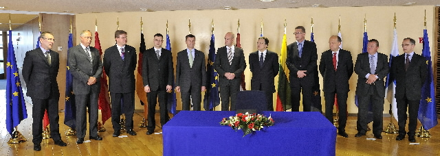 Signature of a Memorandum of Understanding on the Baltic Energy Market Interconnection Plan
