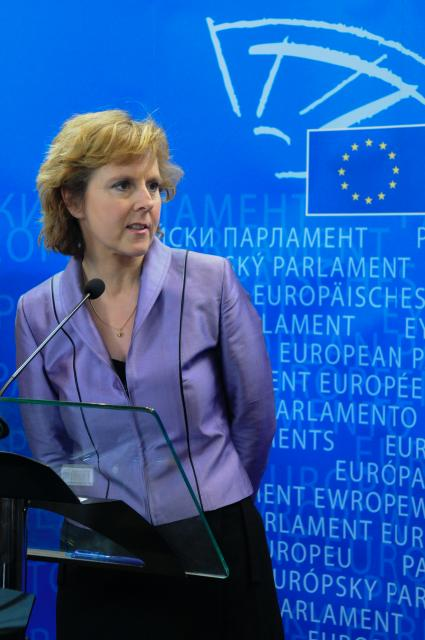 Hearing of Connie Hedegaard, Member designate of the EC, at the EP