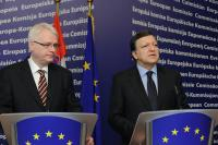 Visit of Ivo Josipović, President of Croatia, to the EC