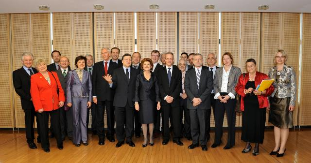 Visit of a delegation of the European Institute of Innovation and Technology to the EC