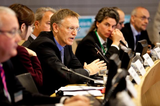 Participation of Janez Potočnik, Member of the EC, at seminar on Stockholm, Europe's first ever Green Capital (2010)