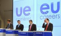 Conférence de presse sur les concours EPSO pour linguistes