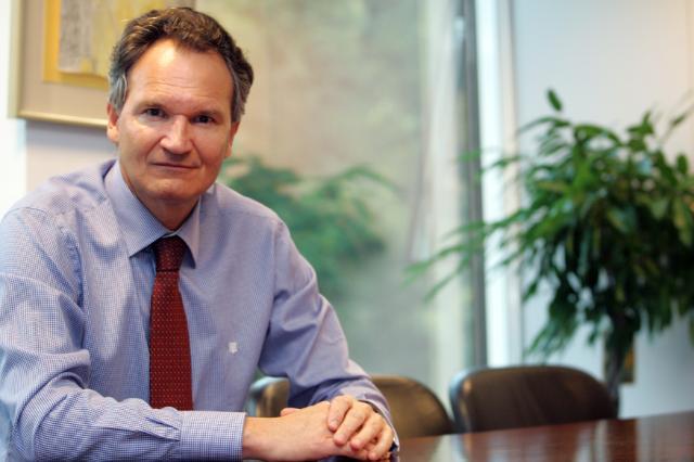 Robert-Jan Smits, Director-General at the EC