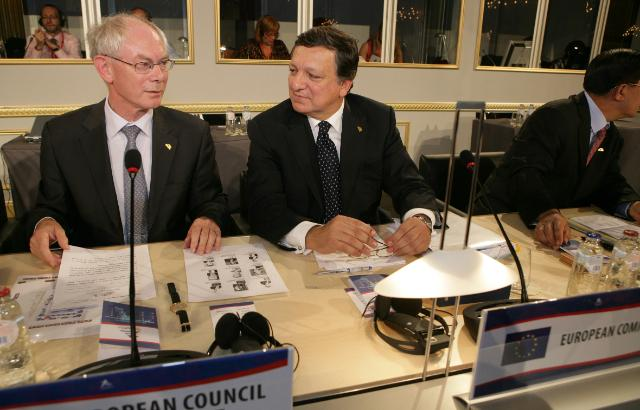 Participation of José Manuel Barroso, President of the EC, at the 8th Asia/Europe Summit (ASEM)