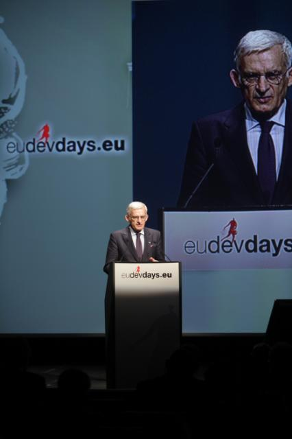 Participation of José Manuel Barroso, President of the EC, in the European Development Days