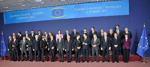 Brussels European Council, 04/02/2011