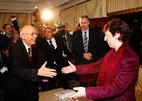 Visit of Catherine Ashton, Vice-President of the EC, to Tunis