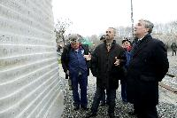 Participation of Antonio Tajani, Vice-President of the EC, at the commemoration of the Bois du Cazier coal mining disaster