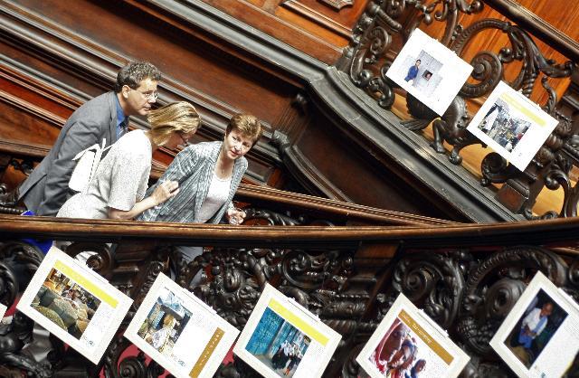 Visit of Kristalina Georgieva, Member of the EC, to Budapest