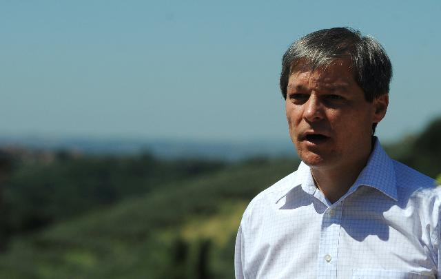 Visit of Dacian Cioloş, Member of the EC, to Italy