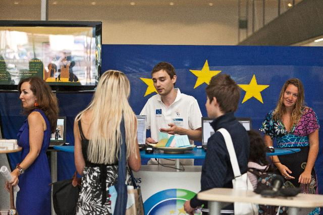 Participation of Paola Testori-Coggi, Director-General of the DG Health and Consumers of the EC, at the Air Passenger Rights Day