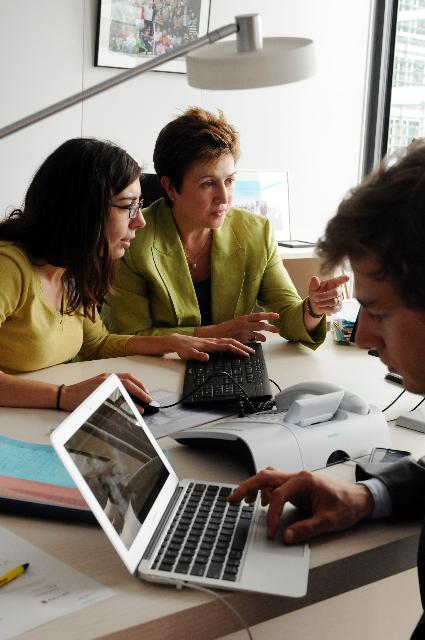 Participation of Kristalina Georgieva, Member of the EC, at a chat on Facebook