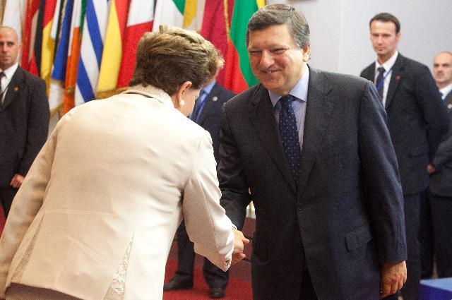 Sommet UE/Brésil