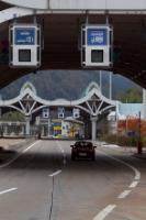 Disused border crossings inside the Schengen area: Austria and  Slovenia
