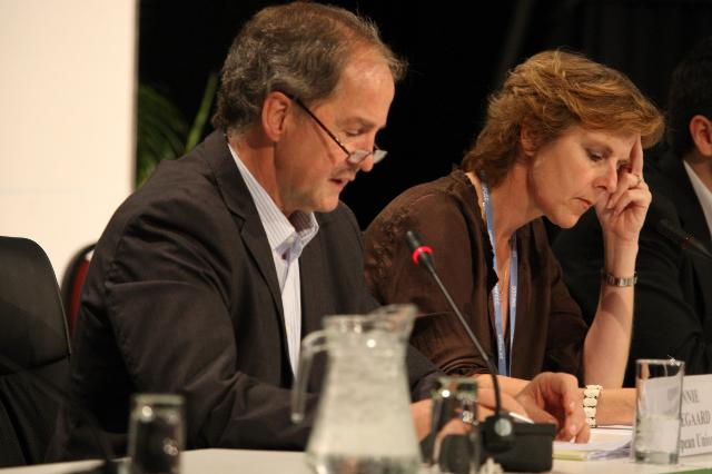 Participation of Connie Hedegaard, Member of the EC, at the United Nations Climate Change Conference, in Durban