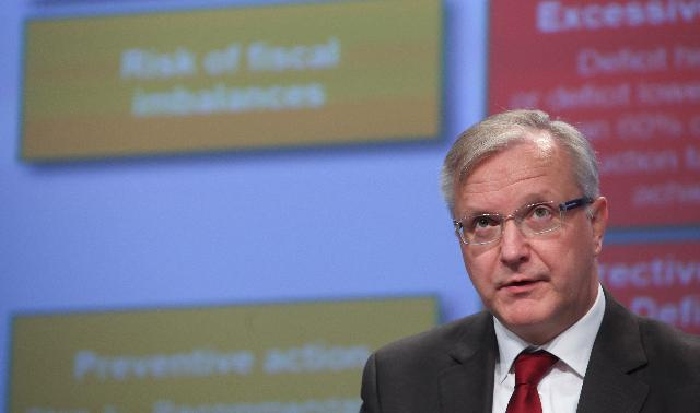Press conference by Olli Rehn, Vice-President of the EC, on the entry into force of the