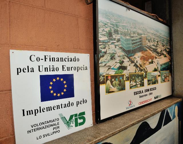 Visit of José Manuel Barroso, President of the EC, to Angola