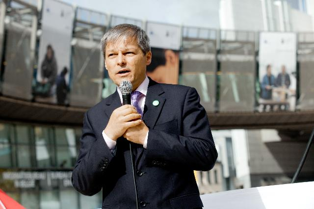 Meeting between Dacian Cioloş, Member of the EC, and the representatives of