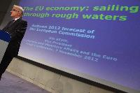Press conference by Olli Rehn, Vice-President of the EC, on the autumn economic forecasts for 2012-2014
