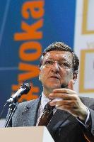 Participation of José Manuel Barroso, President of the EC, in the Voka Congress 2012