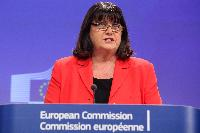 Press conference by Máire Geoghegan-Quinn, Member of the EC, on the presentation of the recent EU scoreboard on investment in industrial R&D