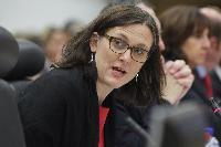 Participation of Cecilia Malmström, Member of the EC, at the High Level Conference on the fight against violent extremism
