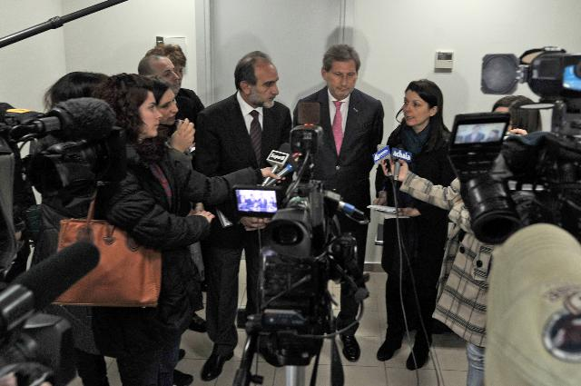 Commissioner Hahn in Western Greece and Peloponnese to push for an approach to EU investments that delivers jobs