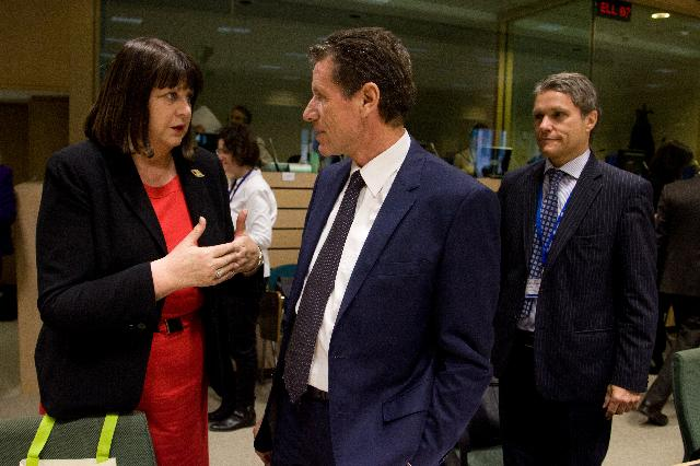 Participation of Máire Geoghegan-Quinn, Member of the EC, at the Competitiveness Council, 18-19/02/2013