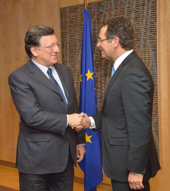 Visit of António José Seguro, Secretary General of the Portuguese Socialist Party, to the EC