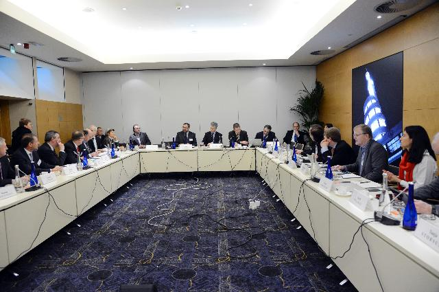 Meeting of the CONNECT Advisory Forum