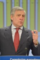 Joint press conference by Antonio Tajani, Vice-President of the EC, and Máire Geoghegan-Quinn, Member of the EC, on the Innovation Union Scoreboard 2013