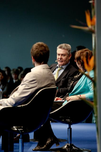 Citizens' Dialogue in Ghent with Karel De Gucht