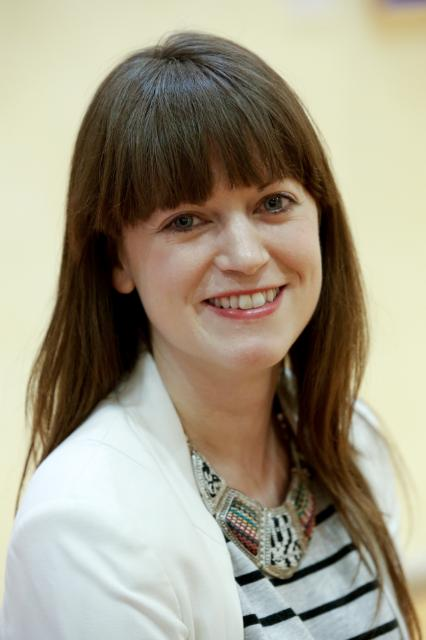 Sarah Collins, Spokesperson at the EC