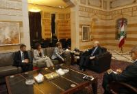 Visit of Kristalina Georgieva, Member of the EC, to Lebanon