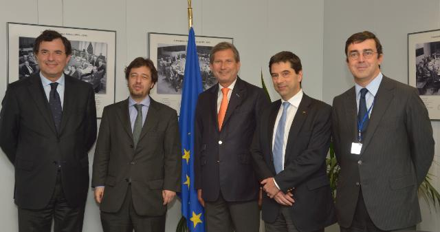 New Portuguese Minister for Regional Funds in Brussels to discuss the way ahead for Structural Funds