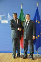 Visit of Yayi Boni, President of Benin, to the EC
