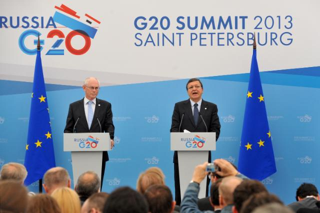 G20 Summit in Russia