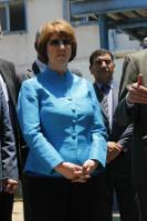 Visit of Catherine Ashton, Vice-President of the EC, to Palestine