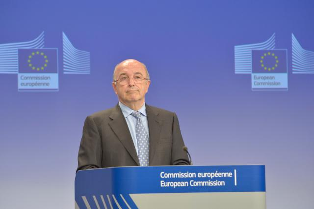 Press conference by Joaquín Almunia, Vice-President of the EC, on the launch of the consultation on the new state aid rules for airports and airlines