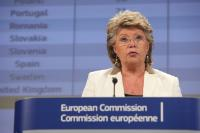 Joint press conference by Viviane Reding, Vice-President of the EC, and Algirdas Šemeta, Member of the EC, on the EC proposal for establishing a European Public Prosecutor's Office