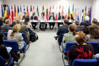 Visite de Máire Geoghegan-Quinn, membre de la CE, en Roumanie