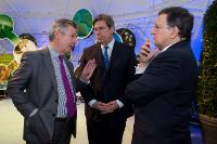 Participation of José Manuel Barroso, President of the EC, and Karel De Gucht, Member of the EC, in an event to celebrate the 150 years of Solvay
