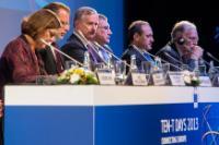 Participation de Siim Kallas, vice-président de la CE, aux Journées RTE-T à Tallinn