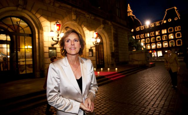 Sustainia Award Ceremony in Copenhagen with the participation of Connie Hedegaard, Member of the EC