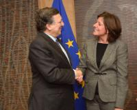 Visit of Malu Dreyer, Minister-President of the Land of Rhineland-Palatinate, to the EC