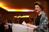 2013 European Film Awards ceremony, in Berlin, with the participation of Androulla Vassiliou, Member of the EC
