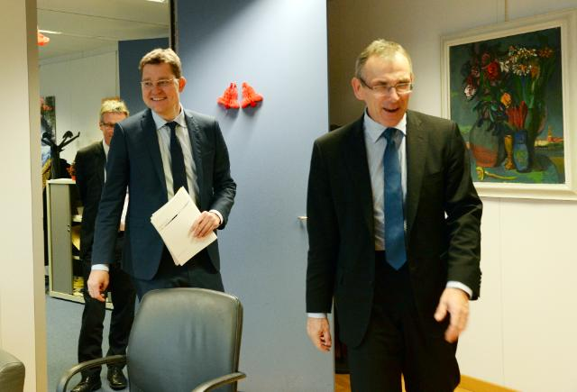 Visit of Rasmus Helveg Petersen, Danish Minister for Development Cooperation, to the EC