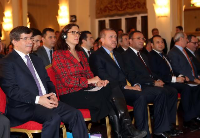 Visit of Cecilia Malmström, Member of the EC, to Turkey