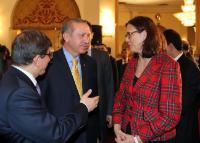 Visit of Cecilia Malmström, Member of the EC, to Turkey